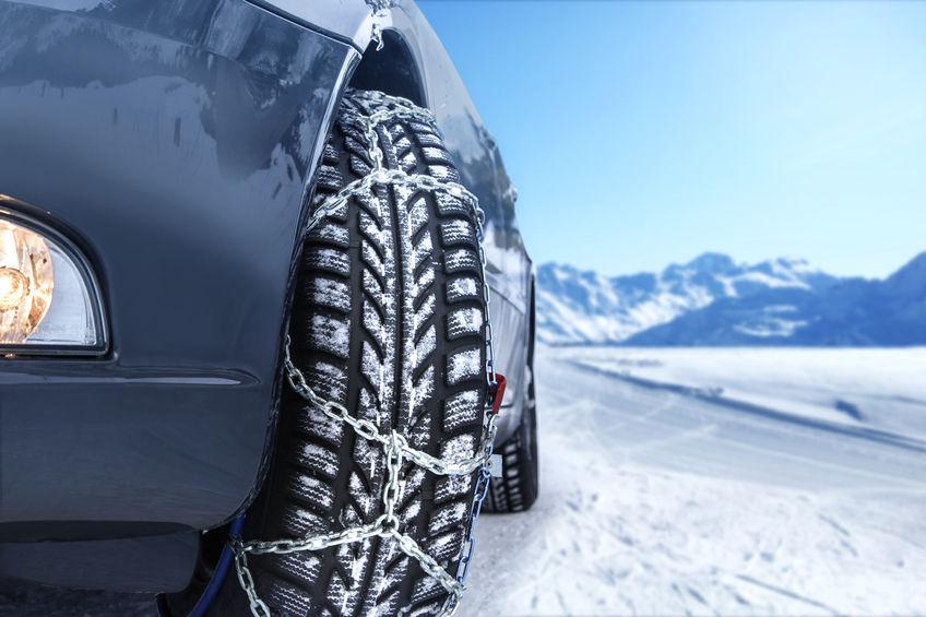 cadenas del coche