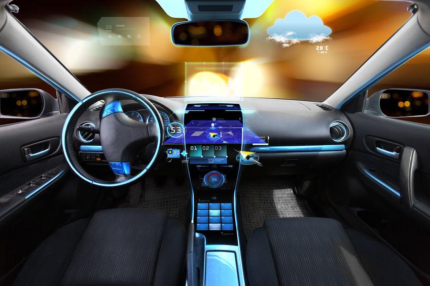 vehículo inteligente