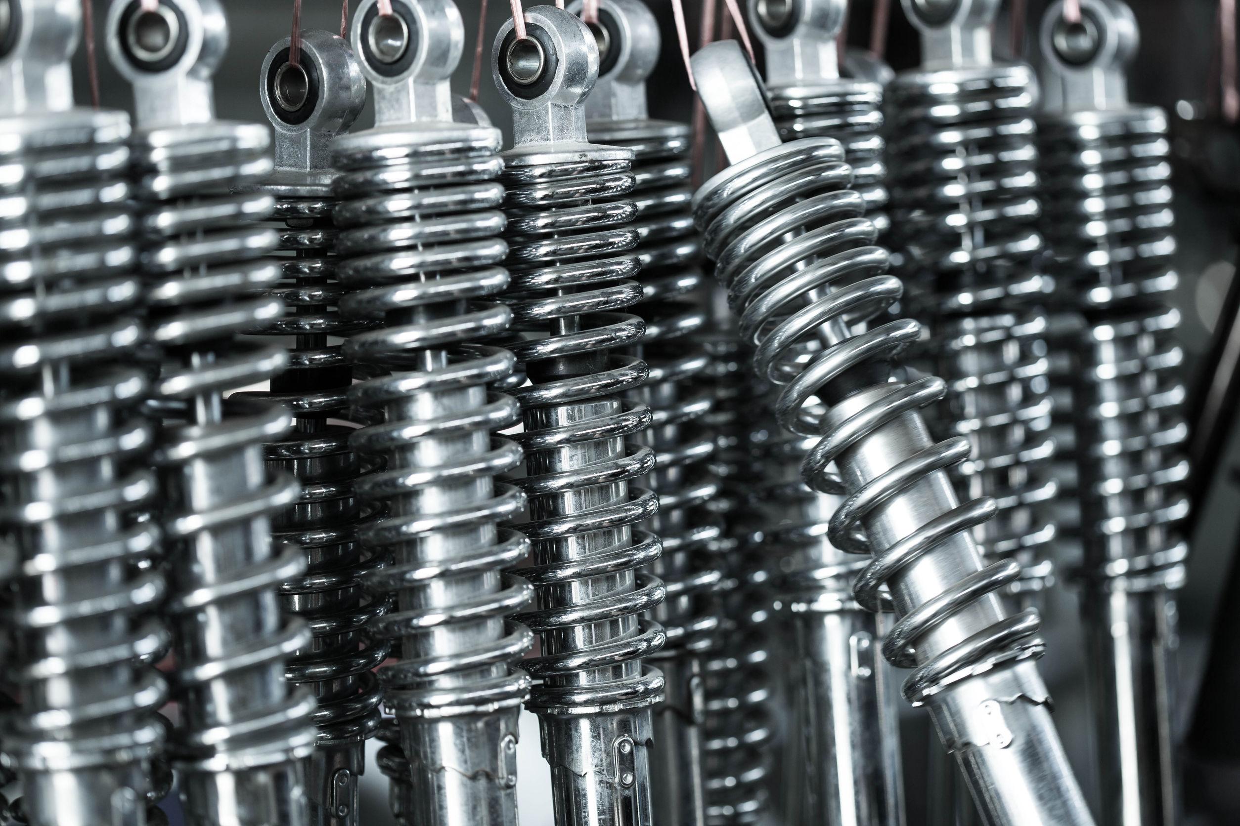 amortiguador hidráulico