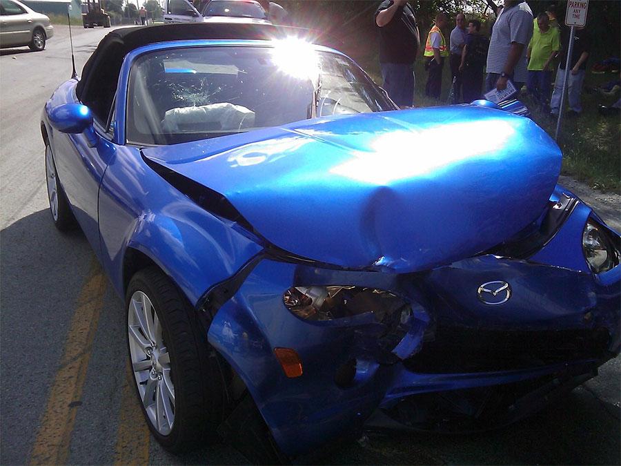 Cómo actuar en caso de accidente. El método PAS