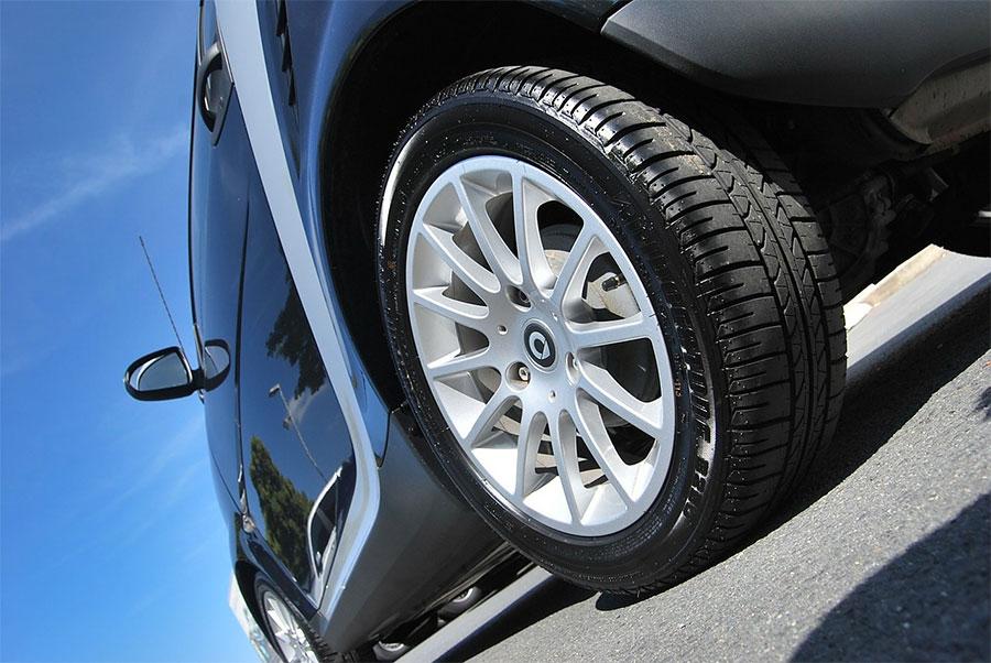Evitar el desgaste de los neumáticos