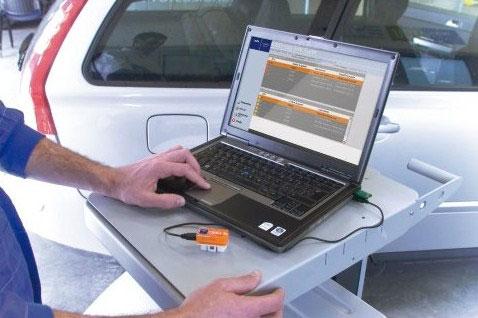 Grabador de datos TEXA, perfecto para tu taller