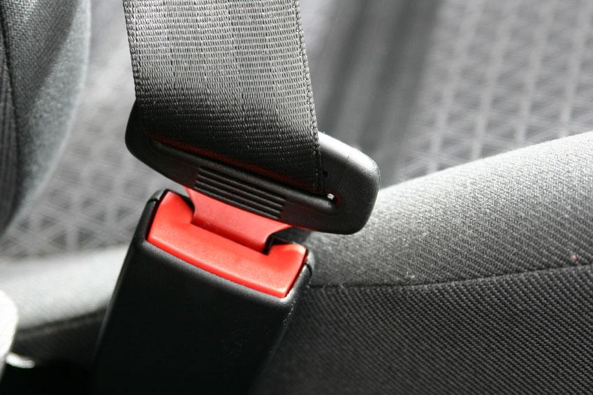 Las medidas de seguridad en un vehículo