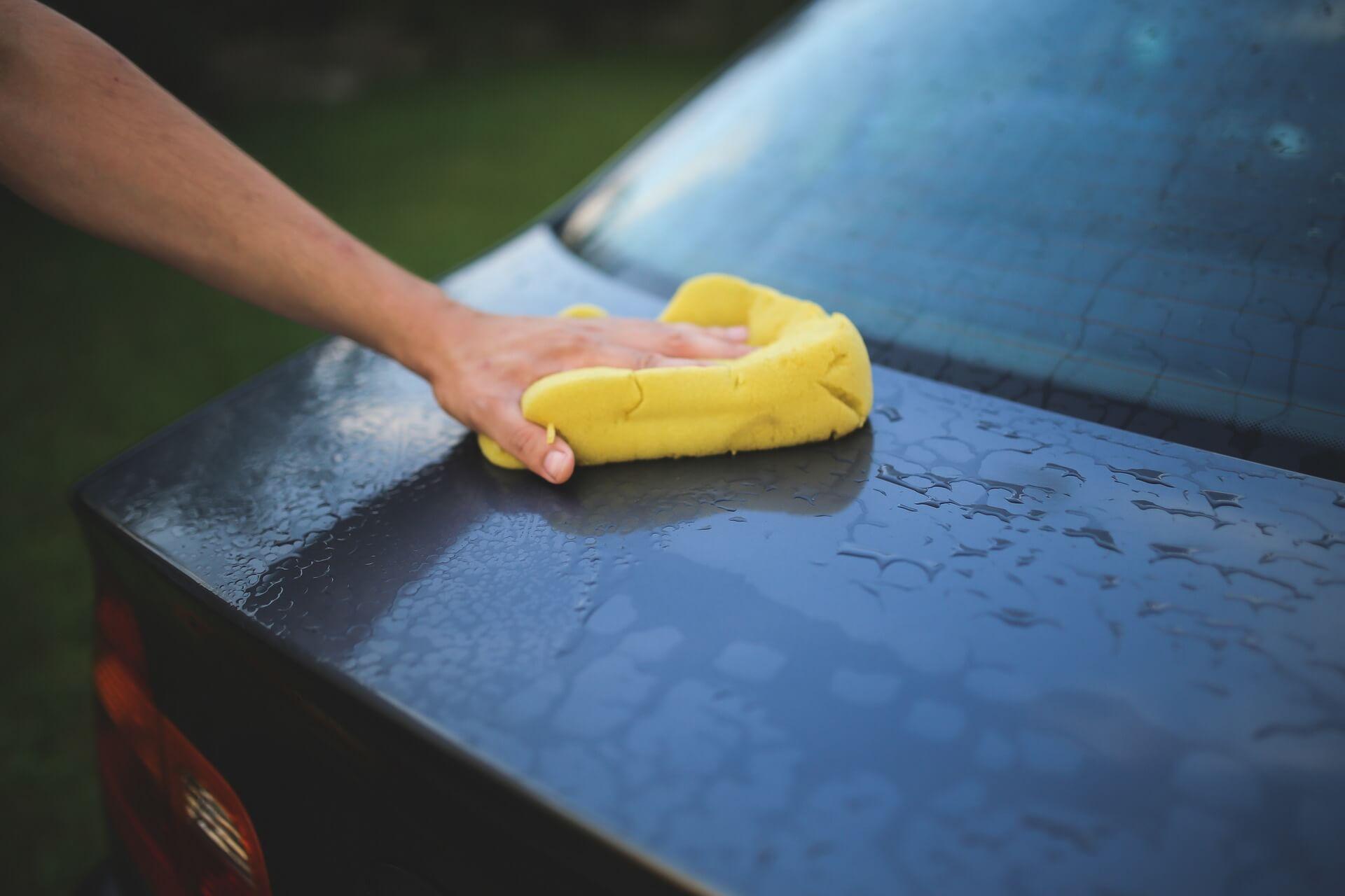 productos de limpieza de coche