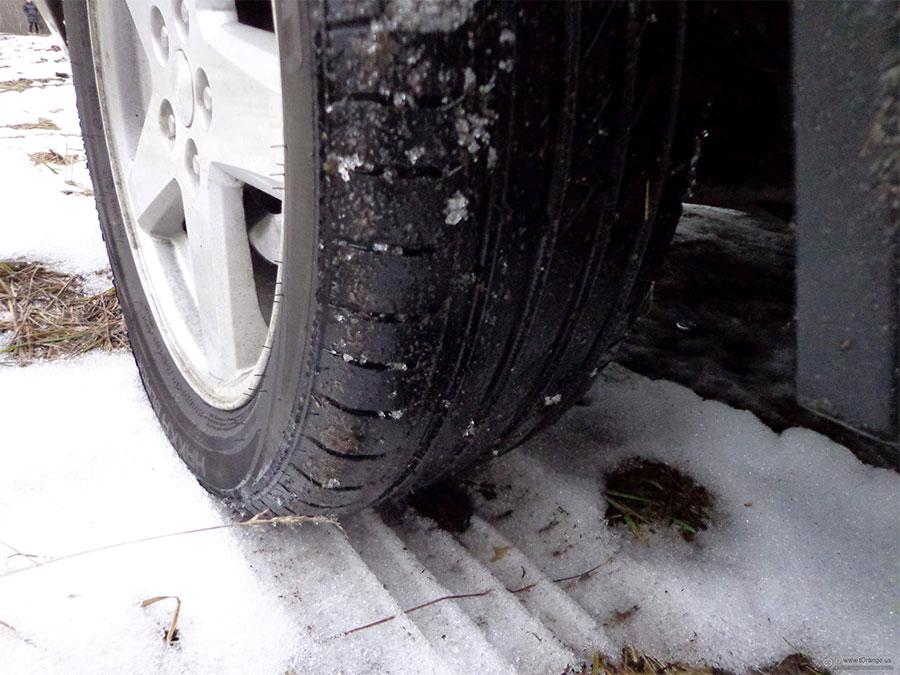 Vigila tus neumáticos en invierno